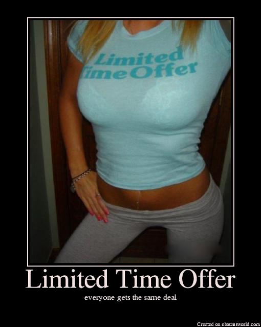LimitedTimeOffer