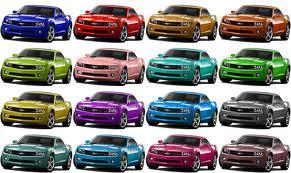 Auto Paint Colors >> Crazy Car Paint Color Names Real Deal Auto Blog